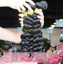 100% human weaving virgin peruvian hair, unprocessed 5a human virgin peruvian hair