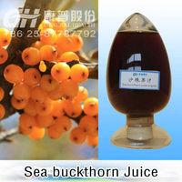 Sea Buckthorn Fruit Juice Drink Beverage (FDA,IMO,CERES,,KOSHER,HACCP,GMP)