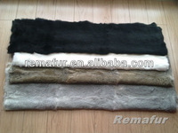 Factory Direct Selling Rabbit Fur Plate