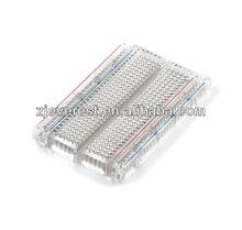 400 Point Solderless ABS Breadboard 8.4x5.5x0.85cm Bread Board PIC Shield
