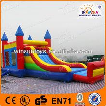 EN14960 adult bounce house WSC-078