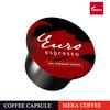 hotel supply delicious espresso coffee capsule