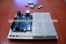 Self Adhesive Circuit Testing Solderless Breadboard 400 Point Practical Electronics