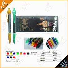 Promotional Retractable Banner Pens