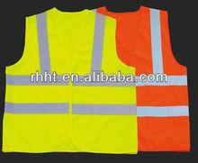 polyester mesh safety vest,reflective safety vest motorcycle, safety clothing