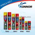 400ml alochol basado anti mosquitos spray, el oeste de aerosol spray insecticede mosquito asesino de insectos anti ahuyentador cucarachas