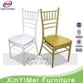 venda quente alumínio bambu cadeira chiavari casamento