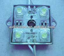 IP66 Single Color SMD 3528 with Lens Square Steel led module Light