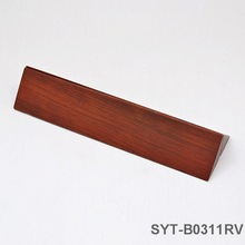 Latest Wooden Triangle Pen Box