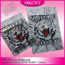 White Tiger/ Mr Sin /Flimingo/Phantom/ Loopy Potpourri Foil Bag / Bizarro Mylar Foil Potpourri Bag With Sticker