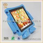 Kids friendly foam eva case for ipad 2/stand case for ipad/for ipad case with adjustable stand