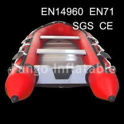 0.9mm PVC Rib Inflatable Boat