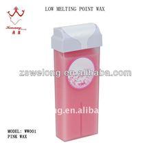 el mejor vendedor de color rosa 100g calentador de cera depilatoria