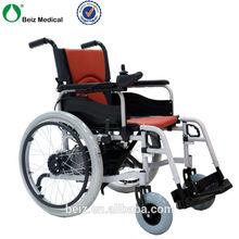 BZ-6101 Electric folding wheelchair