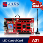 3G wireless led sign controller support outdoor advertising