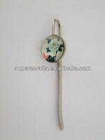 Cheap Supera Flowers Metal Bookmarks