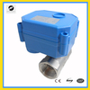 TF 2-way HAVC Mini Electric Motor Ball Valve for Irrigation equipment,drinking water equipment