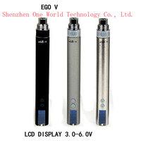 electronic cigarette manufacturer china ego v v2 variable voltage battery electronic cigarette saudi arabia