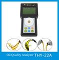 Aceite de thy-22a analizador de calidad/lubricante de aceite kit de prueba/control de aceite