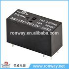 JQX-115F Miniature relay 12v