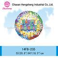 Publicidade decoração feitos forma de balões infláveis
