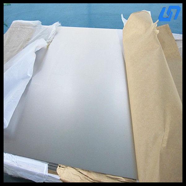 Nitinol Sheet Stock Nitinol Sheet ni ti Plate