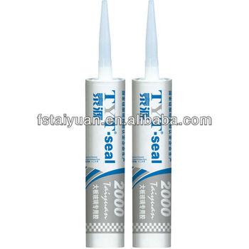 Good Quality Acidic Glass Silicone Sealant 2000A