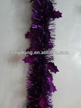 fashion christmas foil hanging decoration