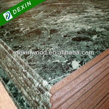 Particle Board or MDF Core Post-formed HPL Table Top/Countertop/Kitchen Top/Work Top