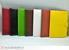 2013 new arrival wallet leather mobile phone case for Ipad mini PU leather phone case for Ipad 3