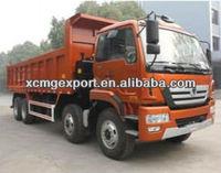 XCMG official manufacturer 8x4 NXG3310D3ZE Tipper Truck pickup truck
