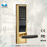 3-digit combination number lock