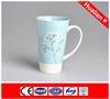 hot sale double crackle ceramic coffee mug