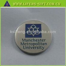 Csutom metal collar pins for shirts