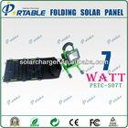 Solar Kit 7W Portable Solar Power Bank Bag