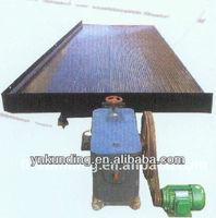 Easy Operation selecting gold iron tin etc ore dressing Shaking Table