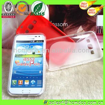 plastic case for samsung i8552