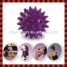 Spiky hand foot mini handheld PVC wholesale hard massage ball