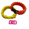 Dongguan JinYu 3/8 Curved side release plastic Buckle,Paracord buckle,breakaway buckle
