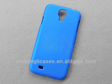 Hot gloss oil painting rubber case for samsung galaxy s4