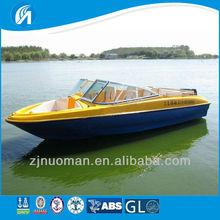 Hot Sale 5.5M passenger boats for sales