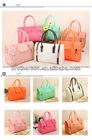 fashion ladies candy handbag,fashion silicone bags for woman