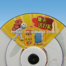 bulk mini dvd 4.7GB/120MIN /16x/8x running speed in bulk on sale