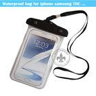 Waterproof Bag For Phone PVC Waterproof Plastic Bag P5524-87