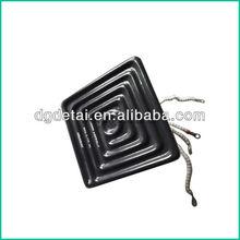 Paint Black Chrome Infrared Heater 220v Keep Home Warm