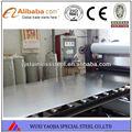 Feuilles d'acier inoxydable de qualité supérieure 201/plaques/bobines laminées à froid