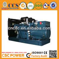 Low price!! 125kva prime power Doosan Genset with CE,ISO