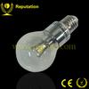 360 Degrees Beam Angle 7W clear led light bulb