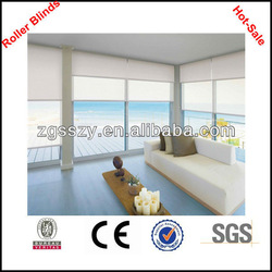 Double Layer Blackout Roller Blinds
