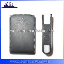 Trendy Fashion Design bumper leather case suitable for Curve 8520 Blackberry Case